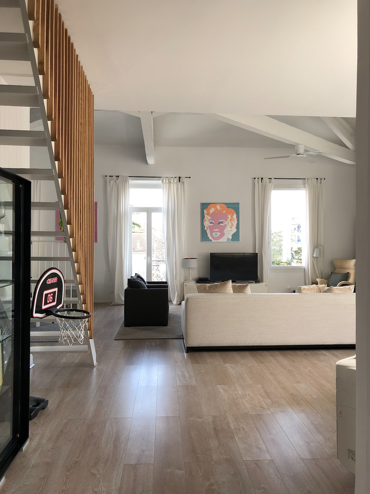 Renovation Cuisine Cannes rentals splendid apartment, fully renovated